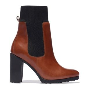 Pierre Hardy Size 40 New Casual Leather Ankle Boot